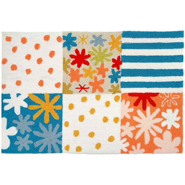 Lauri Summer Vacation Area Rug by Zoomie Kids