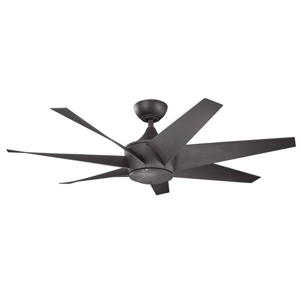 54 Lehr II 7 Blade Ceiling Fan by Kichler