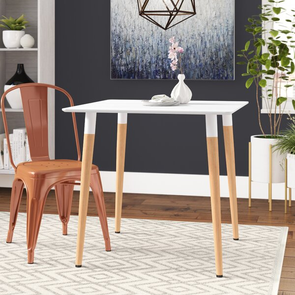 Silverman Dining Table by Wrought Studio