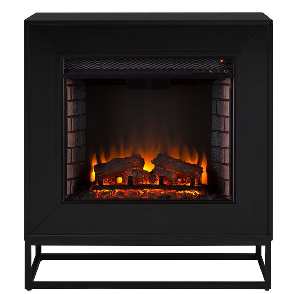 Usamah Electric Fireplace By Ebern Designs