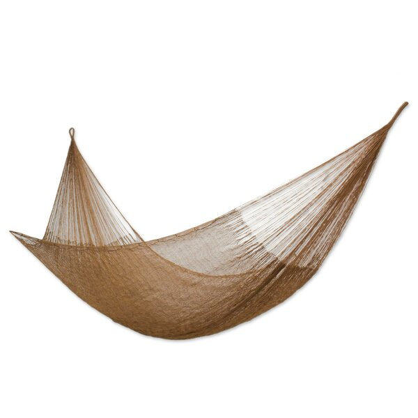 Derby Mexico Glowing Double Tree Hammock by World Menagerie