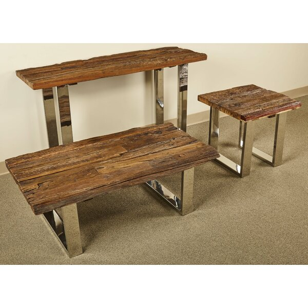 Walden 3 Piece Coffee Table Set by Millwood Pines