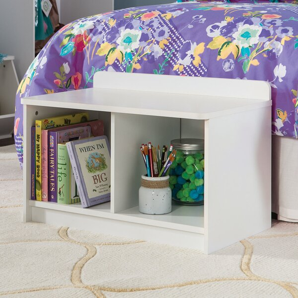 KidSpace Toy Storage Bench by ClosetMaid