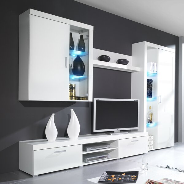 Halle Entertainment Center For TVs Up To 43