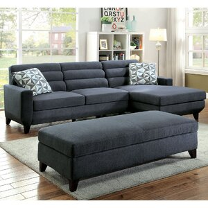 Jensen Sectional by A&J Homes Studio