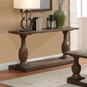 Hanson Console Table by A&..