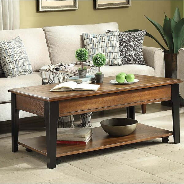 Howington Coffee Table with Lift Top by Red Barrel Studio