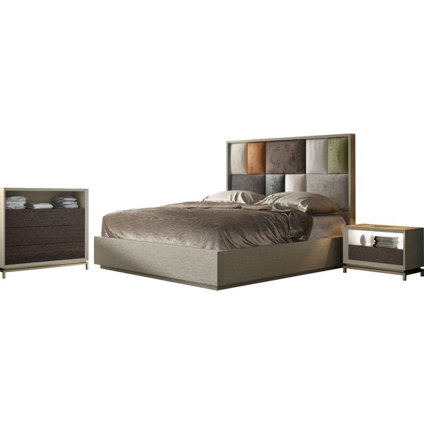 Rone King Platform 4 Piece Bedroom Set by Brayden Studio