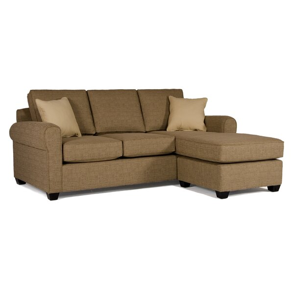 Fiona Reversible Sectional by Van Gogh Designs