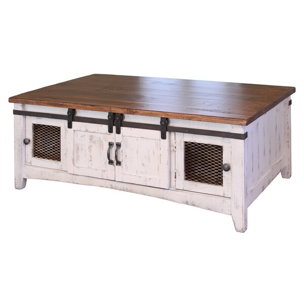 Coralie Coffee Table By Gracie Oaks