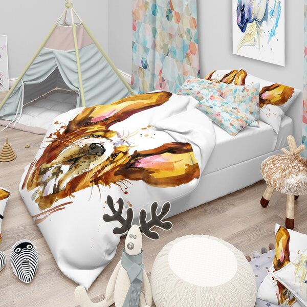 Modern and Contemporary Duvet Cover Set by East Urban Home