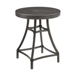 Marchesi Round End Table by Trent Austin Design