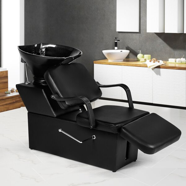Backwash Reclining Massage Chair By Symple Stuff