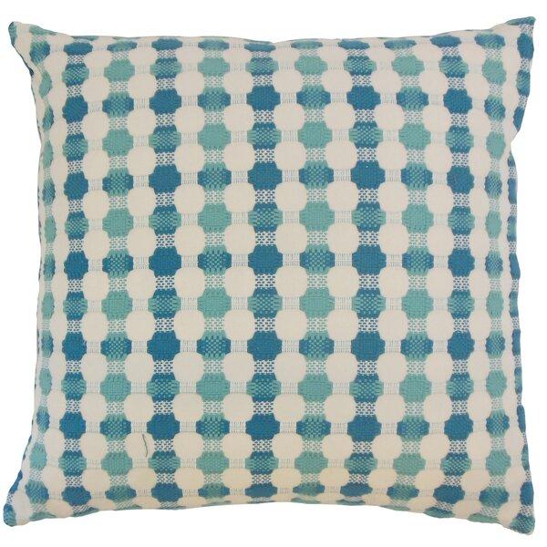 Alfonso Geometric Floor Pillow by Corrigan Studio