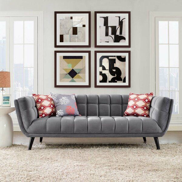 Find Out The New Seneca Sofa by Brayden Studio by Brayden Studio