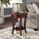 Swarthmore End Table by Charlton Home®