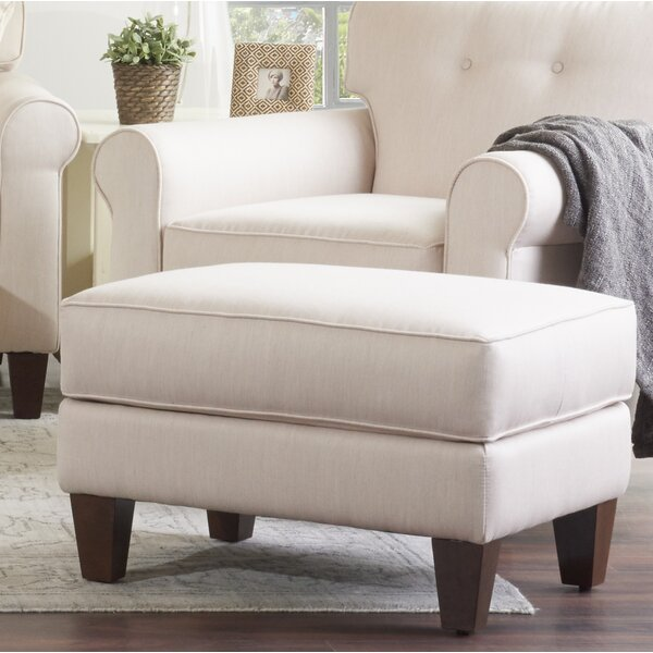 Sébastien Ottoman by Birch Lane™ Heritage