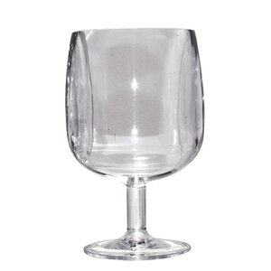 Plastic 8 Oz. Goblet (Set of 12)