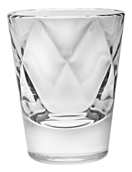 Concerto 3 oz. Crystal Shot Glass (Set of 6) by Majestic Crystal
