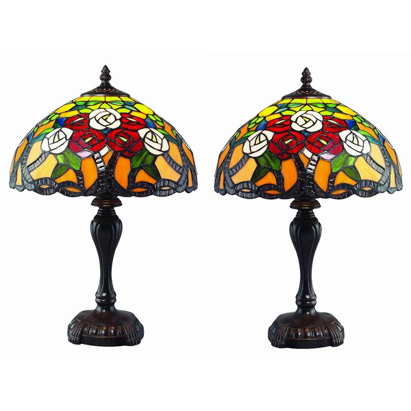 Cooke 17 Table Lamp (Set of 2) by Bloomsbury Market