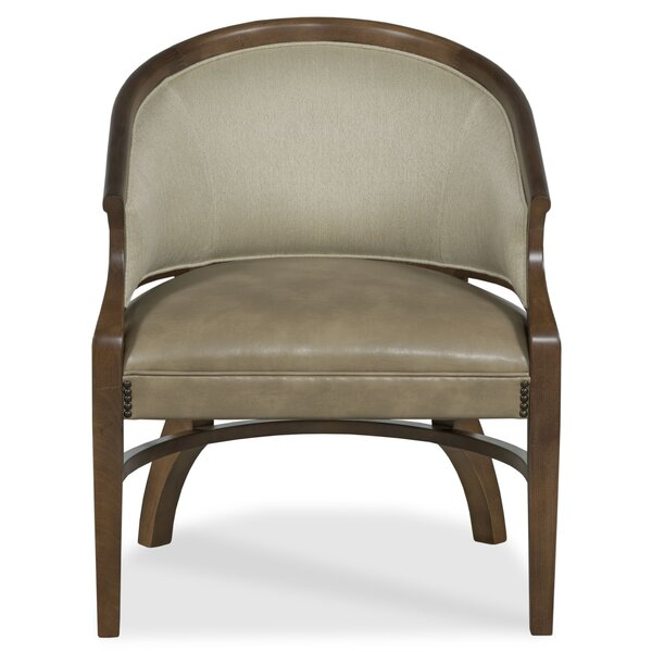 Danbury Barrel Chair by Fairfield Chair