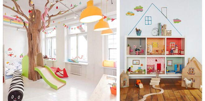 Creative Kids 39 Playroom Decorating Ideas Wayfair