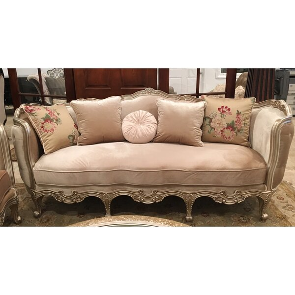 Fine Quality Versailles Sofa by Benetti's Italia by Benetti's Italia
