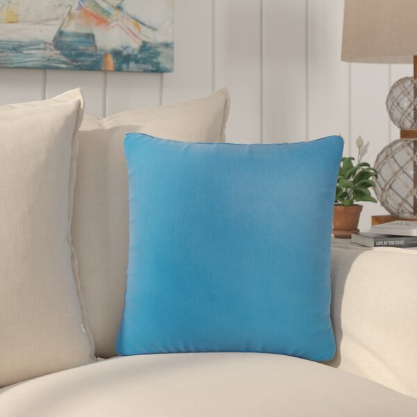 Livia Outdoor Sunbrella Throw Pillow (Set of 2) by Longshore Tides
