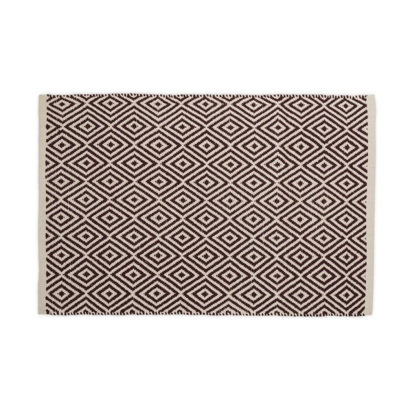 Hand-Loomed Chocolate Area Rug by Harbormill