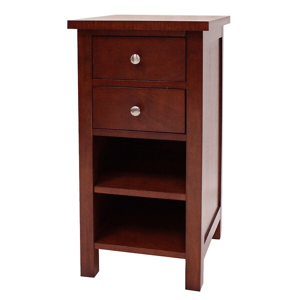 Shakopee End Table By Charlton Home