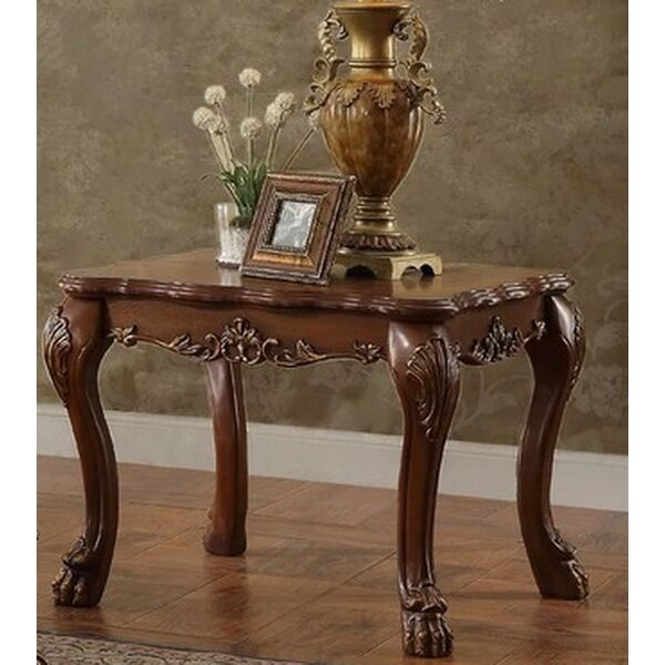 Makenzie End Table by Astoria Grand