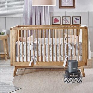 Bargain Torrey Retro 3-in-1 Convertible Crib ByMistana