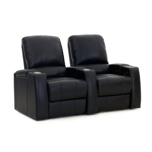 Home Theater Recliner (Row of 2) Red Barrel Studio
