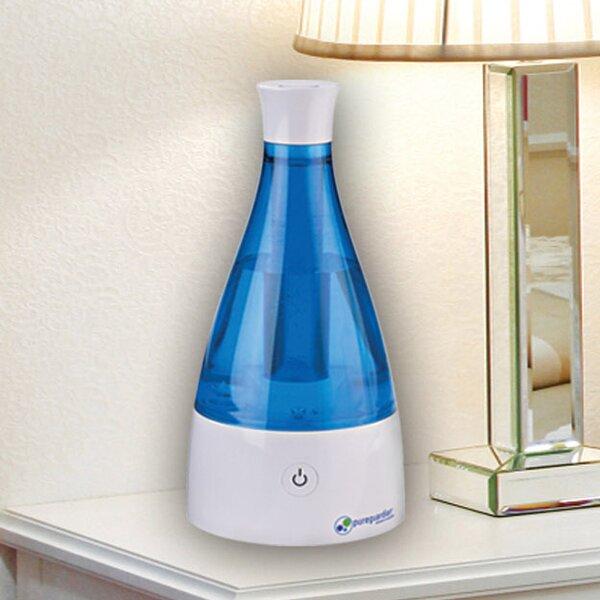 PureGuardian 0.21 Gal. Cool Mist Ultrasonic Tower Humidifier by Guardian Technologies