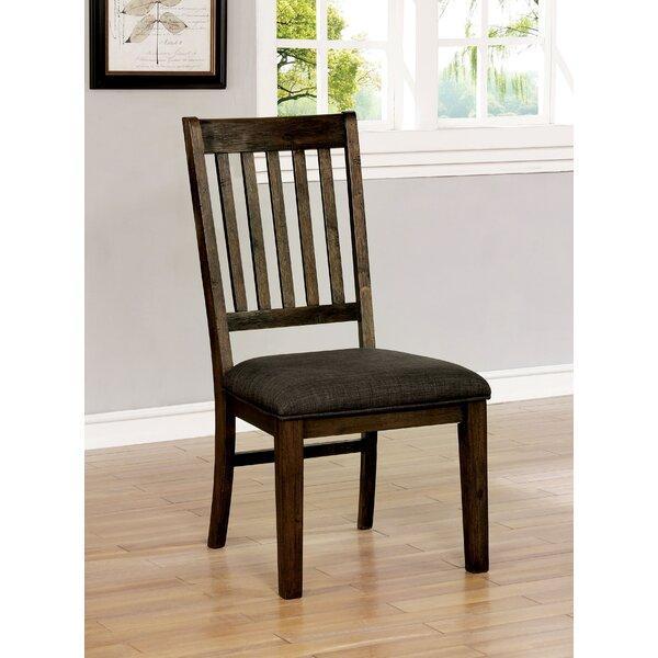 Gaviota Upholstered Dining Chair (Set of 2) by Loon Peak