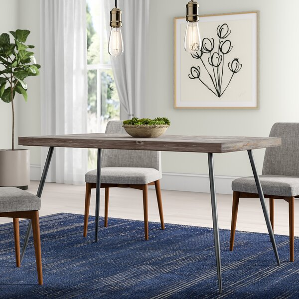 Galey Dining Table by Wrought Studio