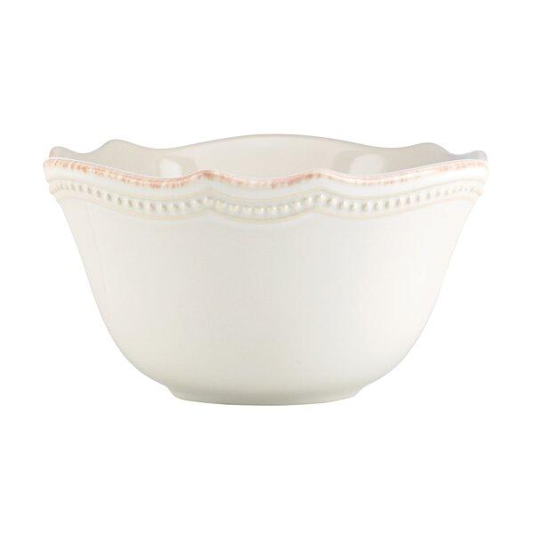 French Perle Bead 16 oz. Soup Bowl by Lenox