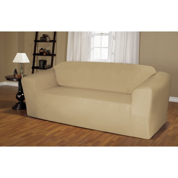 Jersey Box Cushion Sofa Slipcover by Kashi Home