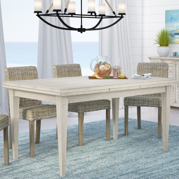 Gilboa Refectory Extendable Dining Table by Beachcrest Home