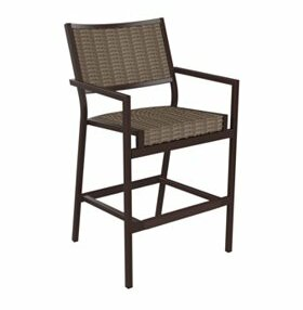 Cabana Club 28 Patio Bar Stool by Tropitone