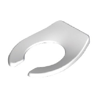 Juvenile Bowl Commercial Quality Round Toilet Seat by Plumbing Technologies LLC