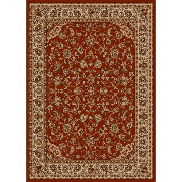 Weisgerber Brick Area Rug by Astoria Grand