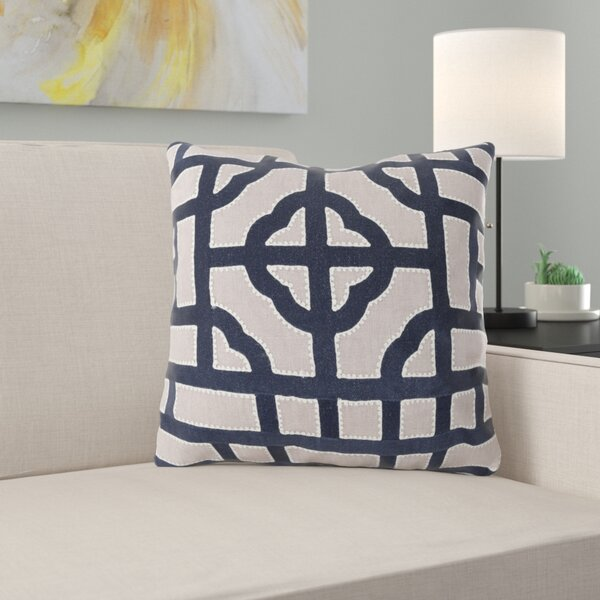 Watson Polyester Throw Pillow by Latitude Run
