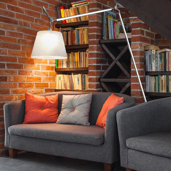 Tolomeo Maxi Task Floor Lamp by Artemide