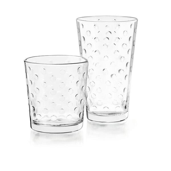 Awa 16 Piece Beverage Set by Libbey