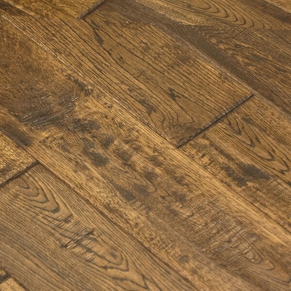 Aegean 5 Engineered Oak Hardwood Flooring in Rhodes by Albero Valley
