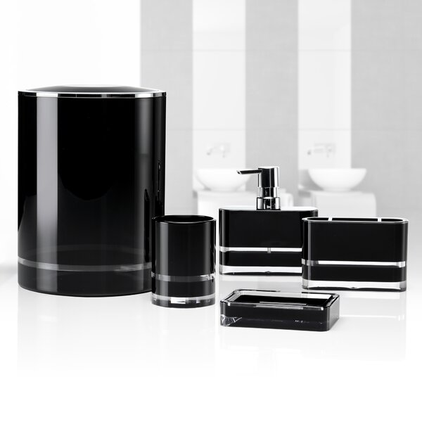 Majesty 5-Piece Bathroom Accessory Set by Immanuel