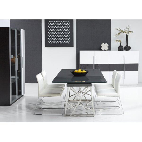 Borg Extendable Dining Table by Bellini Modern Living