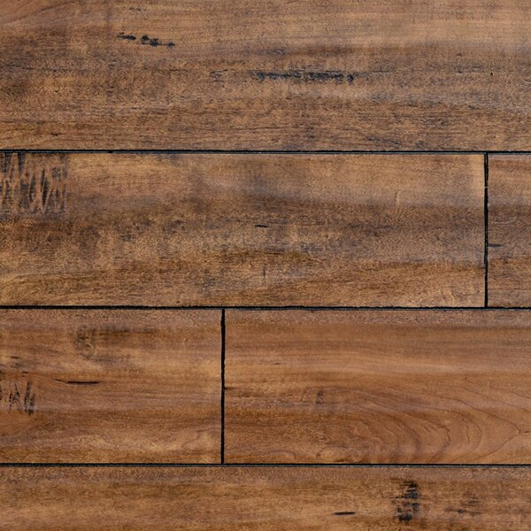 5 x 48 x 12.3mm Laminate Flooring in Saddle by Serradon