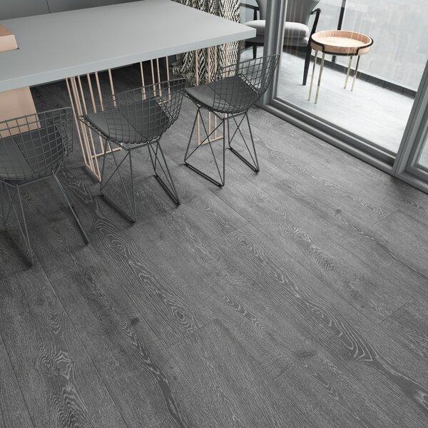 Augustus 7.71 x 72.83 x 12mm Oak Laminate Flooring